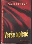 Verše a písně z let 1945-1952  - náhled