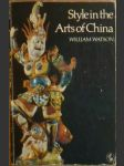 Style in the Arts of China - náhled