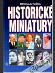 Historické miniatury - náhled