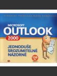 Microsoft Outlook 2000 - náhled