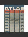 Atlas čssr - náhled