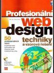 Profesionální webdesign - techniky a vzorová řešení - náhled