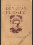 Don Juan hledající - náhled