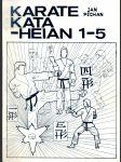 Karate kata-heian 1-5 - náhled