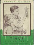 Timur a jeho parta - náhled
