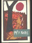Pět novel - náhľad