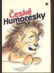 České humoresky - náhled