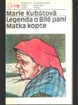 Legenda o bílé paní / matka kopce - náhled
