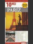 Cestovní průvodce - Paříž - náhled