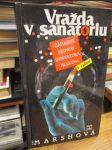 Vražda v sanatoriu - náhled