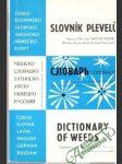 Slovník plevelů - náhled