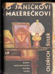 O Janíčkovi Malérečkovi - náhled
