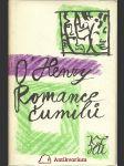 Romance čumilů - náhled