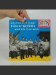 Václav Kučera and his Ensemble: Mexican folk songs - náhled