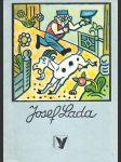 Josef Lada: Soubor barevných příloh z knihy Vzpomínky z dětství - náhled