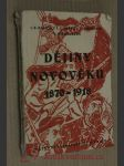 Dějiny novověku : 1789-1870 : pomocná kniha pro gymnasia a výběrové odborné školy na školní rok 1950-51 - náhled