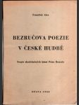 Bezručova poezie v české hudbě - náhled