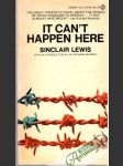 It can't happen here - náhled