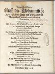 Evangelische Erklärung.., Praha, 1618 - náhľad