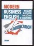Moderní obchodní angličtina v komunikaci / Modern Business English in Communication - náhled