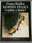 Dopisy Felici (výběr listů) - náhled