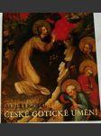 České gotické umění - náhled