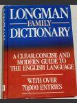 Longman Family Dictionary - náhled
