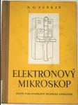 Elektronový mikroskop - náhled
