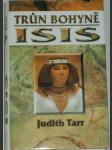 Trůn bohyně Isis - náhled