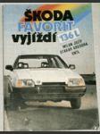 Škoda Favorit 136 L vyjíždí - náhled