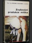 Zvyšování produkce mléka - náhled