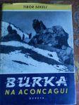 Burka na Aconcagui - náhled