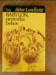 Babylon, neviestka bohov - náhled