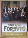 Sága rodu Forsytů - náhled