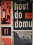 Host do domu : Ročník X/1963 - náhled