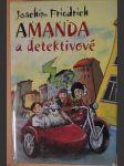 Amanda a detektivové - náhled