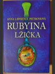 Rubyina lžička - náhled
