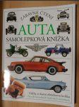 Zábavné čtení : Auta (samolepková knížka) - náhled