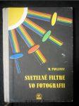Svetelné filtre vo fotografii - náhled