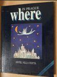 Where in Prague : Hotel Villa Voyta (Volume 1 - 1993) - náhled