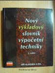 Nový výkladový slovník výpočetní techniky - náhled