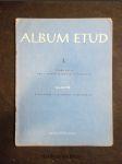 Album etud. I. výběr etud pro 2. stupeň technické vyspělosti : klavír - náhled