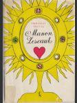 Manon Lescaut - náhled