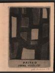 P. F. 1960 Jiřina Hořejší - náhled