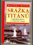 Srážka Titánů - námořní bitvy 2. světové války - náhľad