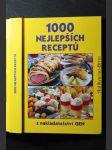 1000 nejlepších receptů : z vydavatelství Gen - náhled