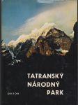 Tatranský národný park - náhled