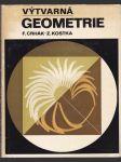 Výtvarná geometrie - učební text pro uměleckoprůmyslové školy - náhled