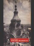 Praha barokní  - náhled