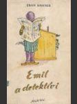 Emil a detektívi - náhled